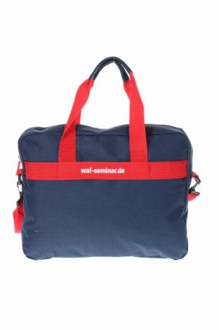 Τσάντα φορητού υπολογιστή, Χρώμα Μπλέ, Κλωστοϋφαντουργικά προϊόντα, Τιμή 8,93€