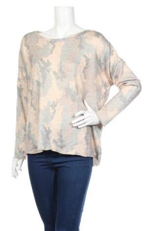 Дамска блуза Bik Bok, Размер M, Цвят Многоцветен, 83% акрил, 17% полиестер, Цена 17,49лв.