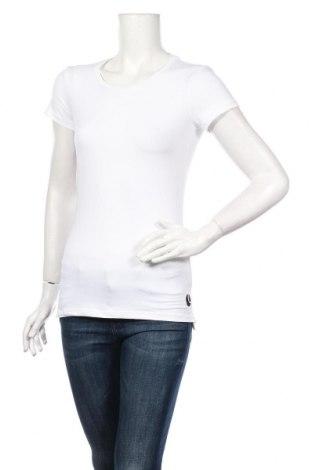 Γυναικείο t-shirt Bjorn Borg, Μέγεθος S, Χρώμα Λευκό, 92% πολυεστέρας, 8% ελαστάνη, Τιμή 10,76€
