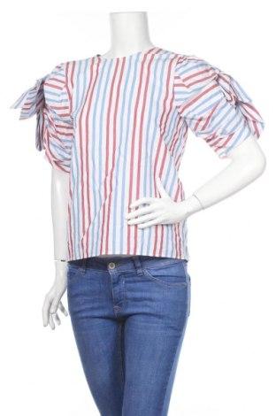 Női blúz H&M, Méret XS, Szín Sokszínű, 66% pamut, 34% poliészter, Ár 5544 Ft