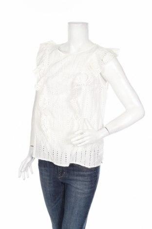 Női blúz H&M, Méret XL, Szín Fehér, Pamut, Ár 4928 Ft