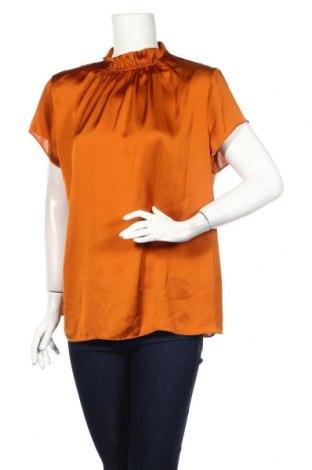 Дамска блуза Jake*s, Размер XL, Цвят Кафяв, Полиестер, Цена 20,80лв.