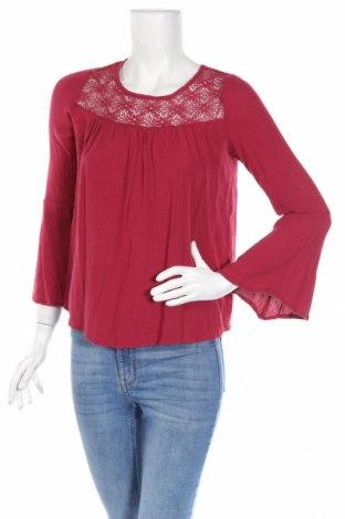 Дамска блуза LCW, Размер L, Цвят Червен, Цена 14,28лв.