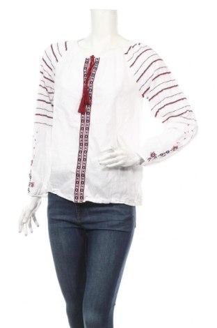 Dámska blúza S.Oliver, Veľkosť M, Farba Biela, Bavlna, Cena  19,67€