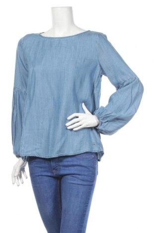 Női blúz Tom Tailor, Méret XL, Szín Kék, Lyocell, Ár 7546 Ft