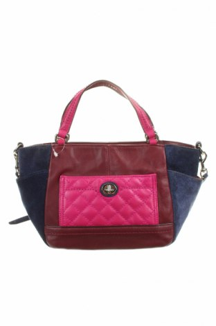 Geantă de femei Coach, Culoare Roșu, Piele naturală, velur natural, Preț 401,21 Lei