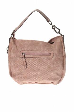 Дамска чанта Suri Frey, Цвят Розов, Еко кожа, Цена 19,53лв.