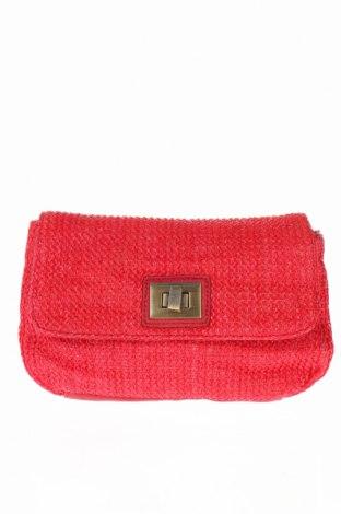 Дамска чанта Yessica, Цвят Червен, Текстил, Цена 16,80лв.