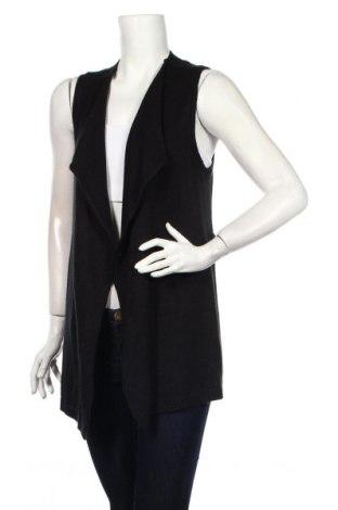Дамска жилетка Ajc, Размер S, Цвят Черен, Цена 6,83лв.
