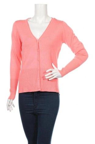 Дамска жилетка Soya Concept, Размер M, Цвят Розов, 75% вискоза, 25% полиамид, Цена 25,73лв.