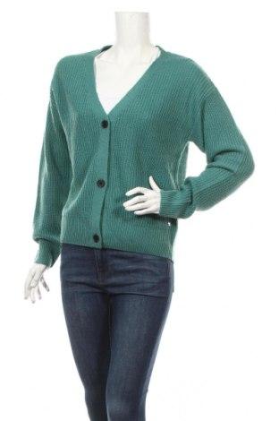 Cardigan de damă Tom Tailor, Mărime S, Culoare Verde, Preț 181,58 Lei