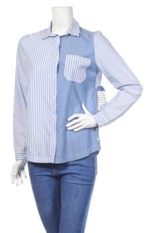 Dámska košeľa , Veľkosť M, Farba Modrá, Cena  13,36€