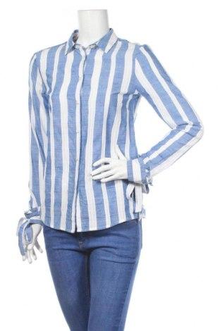 Dámska košeľa  Front Row, Veľkosť M, Farba Modrá, Cena  16,33€