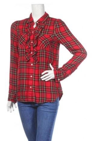 Dámska košeľa  Gap, Veľkosť M, Farba Červená, 55% bavlna, 45% viskóza, Cena  17,07€