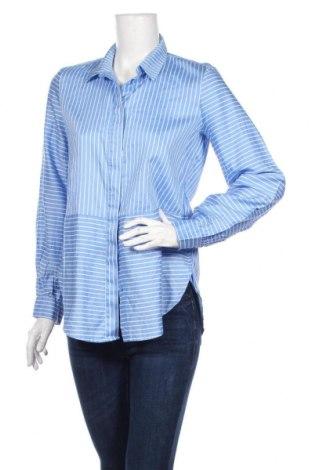 Dámska košeľa  Tom Tailor, Veľkosť S, Farba Modrá, Bavlna, Cena  19,30€