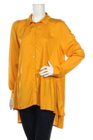Dámska košeľa  Tom Tailor, Veľkosť XL, Farba Žltá, Viskóza, Cena  30,41€