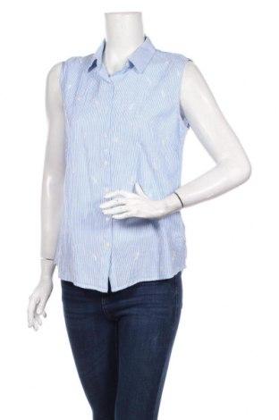 Dámska košeľa  Tom Tailor, Veľkosť M, Farba Modrá, Bavlna, Cena  25,26€