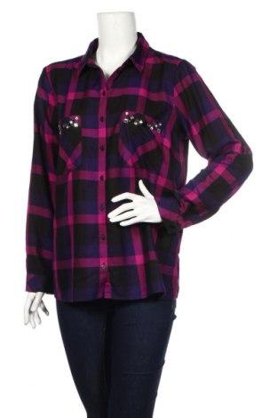 Dámska košeľa  Tom Tailor, Veľkosť L, Farba Viacfarebná, 65% polyester, 35% viskóza, Cena  19,30€