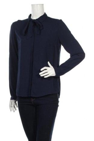 Dámska košeľa  Tom Tailor, Veľkosť M, Farba Modrá, Viskóza, Cena  21,90€