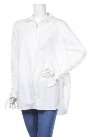 Dámska košeľa  Tom Tailor, Veľkosť XL, Farba Biela, Bavlna, Cena  30,41€