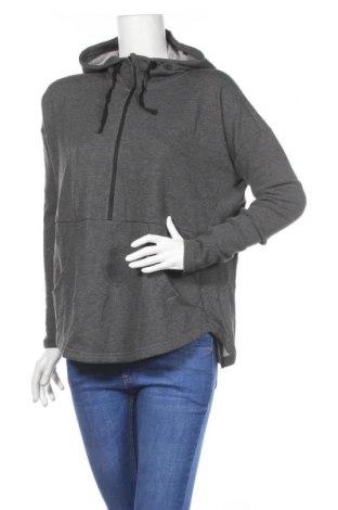 Дамска спортна блуза Active&Co, Размер L, Цвят Сив, Памук, полиестер, Цена 16,80лв.