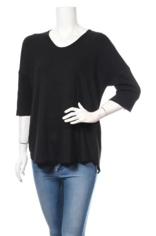 Дамска спортна блуза Marc Cain Sports, Размер XL, Цвят Черен, 94% памук, 6% еластан, Цена 121,72лв.
