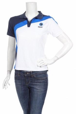 Дамска тениска Jako, Размер S, Цвят Бял, Полиестер, Цена 20,40лв.