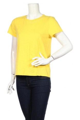 Dámske tričko Tom Tailor, Veľkosť S, Farba Žltá, Bavlna, Cena  20,10€
