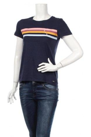 Dámske tričko Tom Tailor, Veľkosť XS, Farba Modrá, 100% bavlna, Cena  14,95€