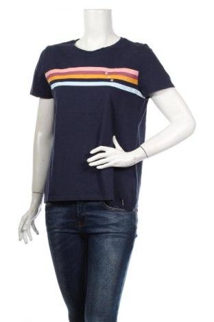 Dámske tričko Tom Tailor, Veľkosť XL, Farba Modrá, 100% bavlna, Cena  20,10€