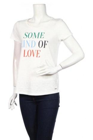 Dámske tričko Tom Tailor, Veľkosť M, Farba Biela, Bavlna, Cena  20,10€