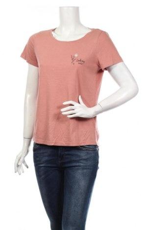 Dámske tričko Tom Tailor, Veľkosť M, Farba Ružová, Bavlna, Cena  20,10€