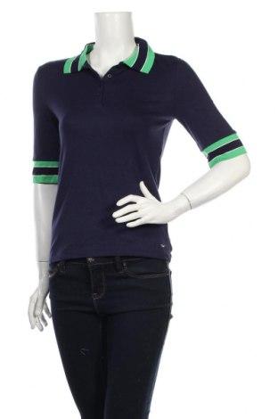 Dámske tričko Tom Tailor, Veľkosť M, Farba Modrá, 96% viskóza, 4% elastan, Cena  16,49€