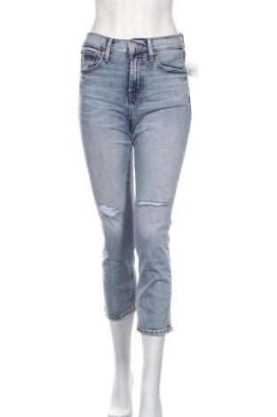 Γυναικείο Τζίν Gap, Μέγεθος XS, Χρώμα Μπλέ, 99% βαμβάκι, 1% ελαστάνη, Τιμή 28,65€