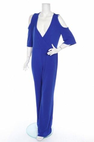 Salopetă de femei, Mărime XL, Culoare Albastru, Bumbac, Preț 77,99 Lei