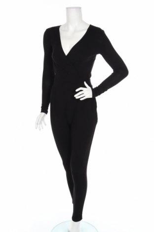 Salopetă de femei ASOS, Mărime S, Culoare Negru, 95% viscoză, 5% elastan, Preț 110,49 Lei