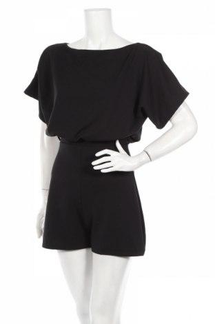 Dámsky overal Boohoo, Veľkosť S, Farba Čierna, 95% polyester, 5% elastan, Cena  20,04€