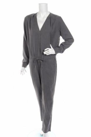 Salopetă de femei H&M, Mărime L, Culoare Gri, Preț 74,73 Lei