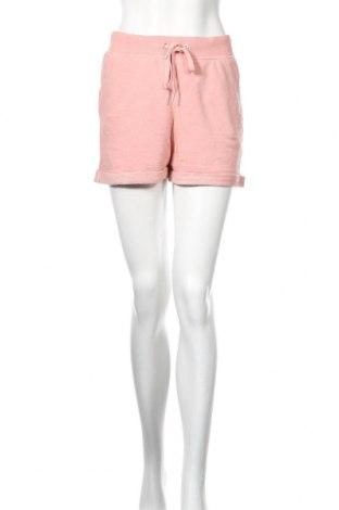 Дамски къс панталон H&M, Размер S, Цвят Розов, 68% памук, 32% полиестер, Цена 27,36лв.