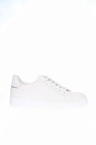 Dámske topánky , Veľkosť 41, Farba Biela, Eko koža , Cena  18,19€