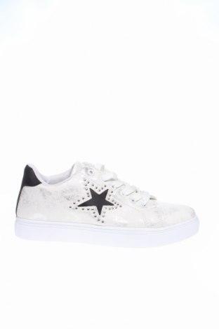 Dámske topánky , Veľkosť 38, Farba Biela, Eko koža , Cena  18,19€