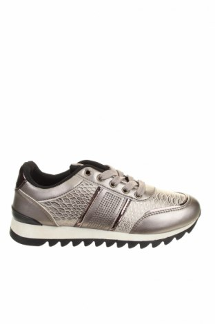 Dámske topánky , Veľkosť 38, Farba Zlatistá, Eko koža , Cena  20,79€