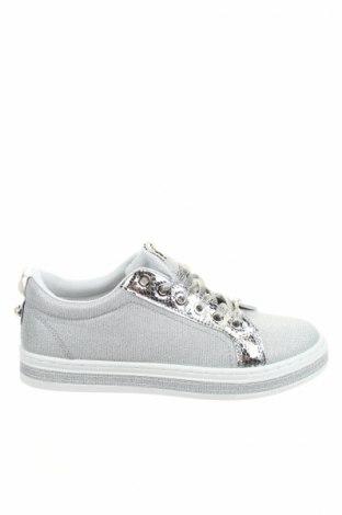 Dámske topánky , Veľkosť 38, Farba Strieborná, Textil, Cena  17,07€