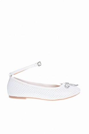 Dámske topánky  Bata, Veľkosť 35, Farba Biela, Pravá koža , Cena  39,96€