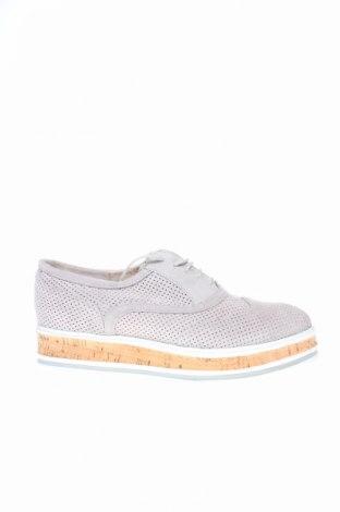 Dámske topánky  Bata, Veľkosť 39, Farba Sivá, Prírodný velur , Cena  39,96€