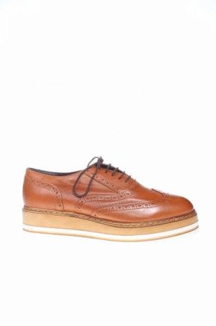 Dámske topánky  Bata, Veľkosť 40, Farba Hnedá, Pravá koža , Cena  34,42€