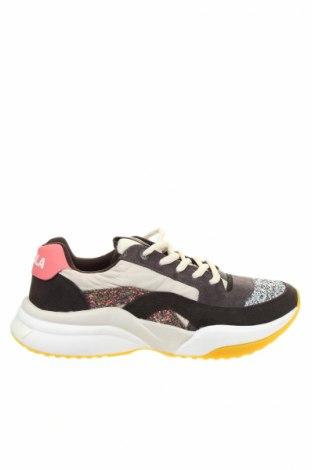 Dámske topánky  Bimba Y Lola, Veľkosť 39, Farba Viacfarebná, Prírodný velur , textil, Cena  71,12€