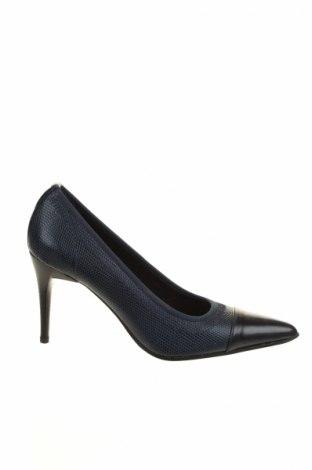 Dámske topánky  Elizabeth Stuart, Veľkosť 36, Farba Modrá, Pravá koža , Cena  41,71€