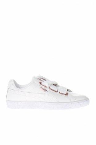 Dámske topánky  PUMA, Veľkosť 39, Farba Biela, Pravá koža , Cena  55,73€