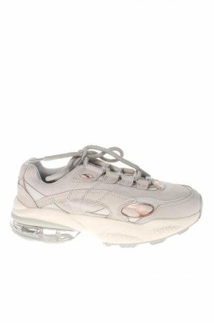 Dámske topánky  PUMA, Veľkosť 38, Farba Sivá, Prírodný velur , Cena  81,96€